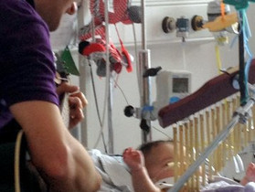 A Visit with Riley