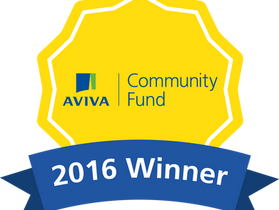 Rosie's Rainbow Fund Awarded Aviva Community Fund Grant!