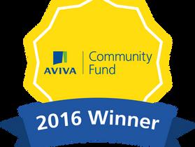 Rosie's Rainbow Fund Awarded Aviva Community Fund Grant!