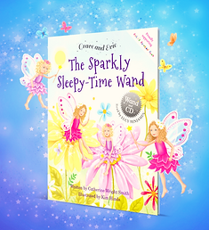 The Sparkly Sleepy-Time Wand children's book