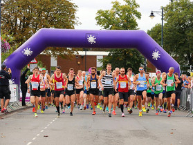 Support RRF at the Maidenhead Half Marathon 3rd September!
