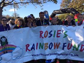 Team Rosie Completes the Marlow Half Marathon