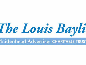 RRF Awarded £2500.00 grant from The Louis Baylis Charitable Trust
