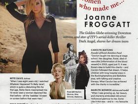 Rosie's Rainbow Fund in Glamour UK