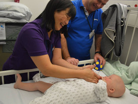 Rosie's Rainbow Fund Paediatric Massage Project Chosen for Aviva Community Fund Awards