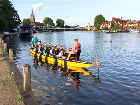 A Day of Family Fun at the Marlow Dragon Boat Festival 11 June 2017