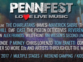 PennFest Tickets Available to Aid RRF