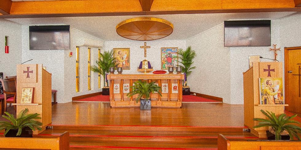 St Raymond's Sunday Morning Mass 8:00AM