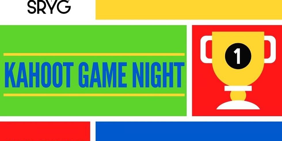 Kahoot Game Night