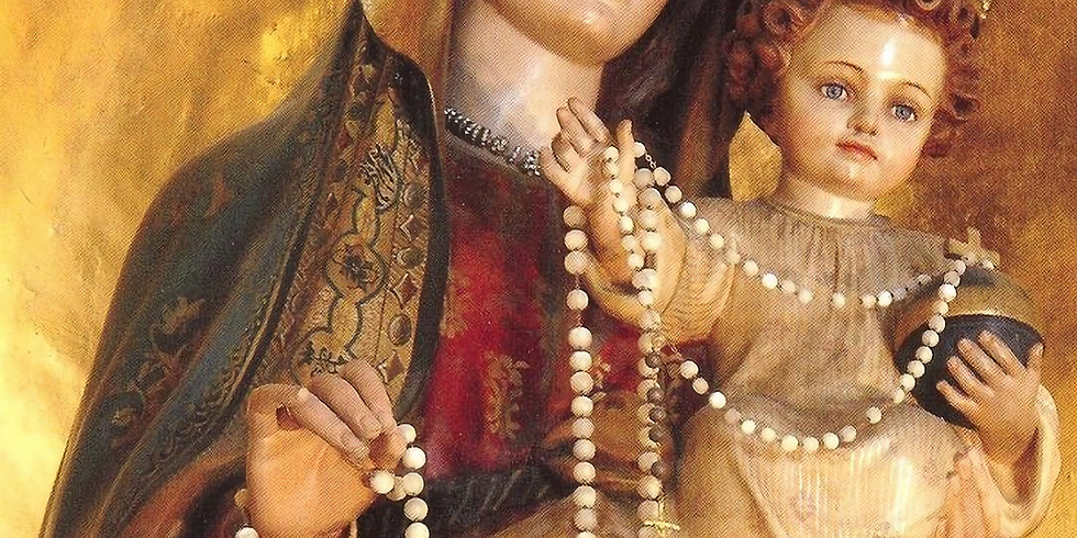 Feast of the Holy Rosary