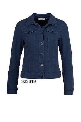 Donkerblauw jasje Enjoy