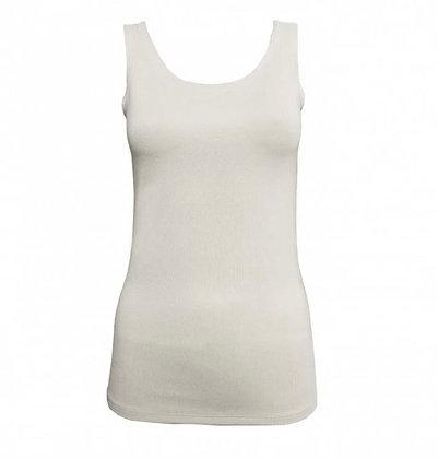 Basis hemdje off white
