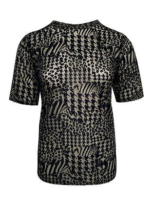 T-shirtje mesh Elvira