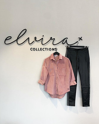 Corduroy blouse Elvira