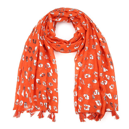 Sjaal orange