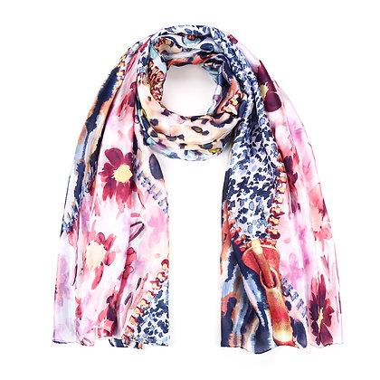 Sjaal pink