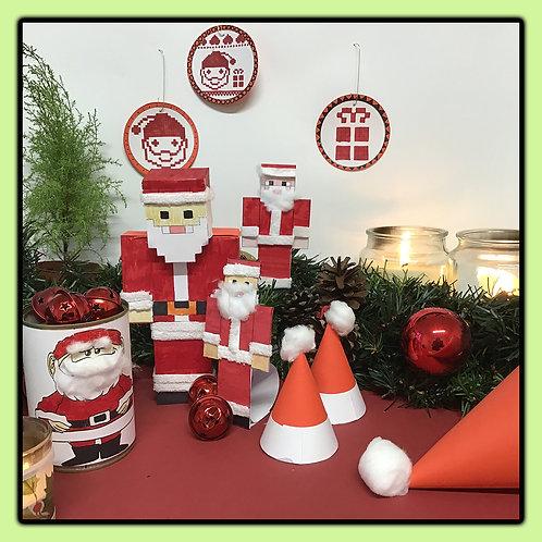 Santa Craft Kit