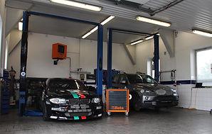 Ladislav Eliáš - Servis vozů značky BMW