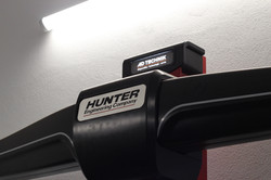 Kamerová geometrie Hunter