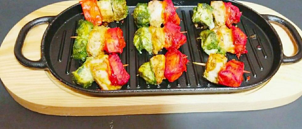Chicken Tiranga Tikka(Ready to cook)