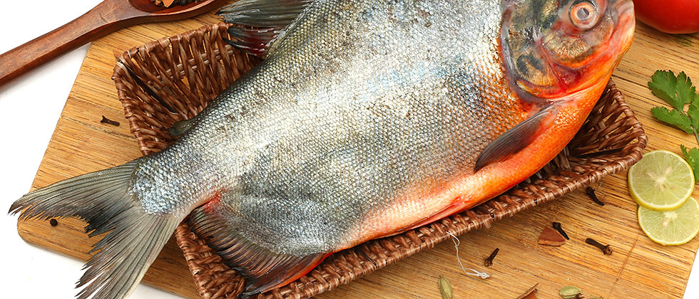 Roopchand Fish (Without Head) (Net Weight 1kg)