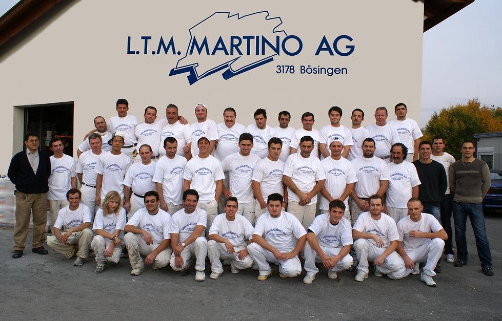 L.T.M. Martino Malerei und Gipserei Schweiz, Freiburg