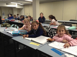 Grade 1 Classroom