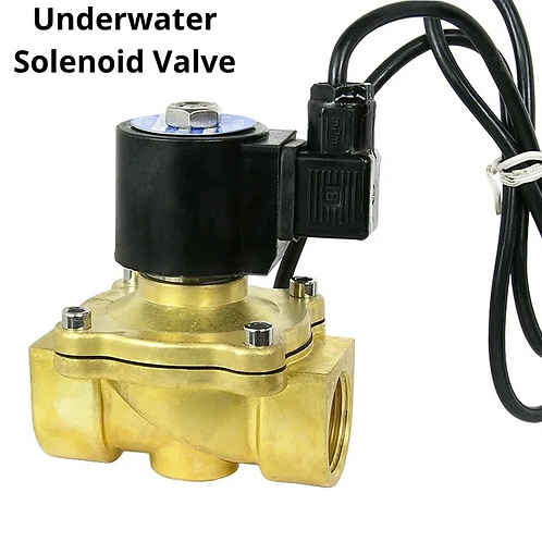 SLDF Series 2/2-way Submersible Solenoid Valve