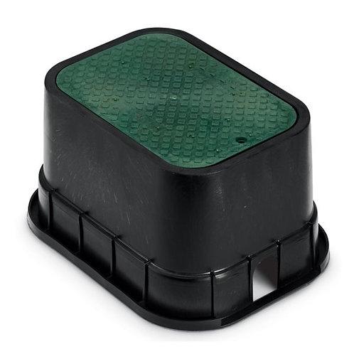 RainBird A12500 12 Inch Irrigation Valve Box For Sprinkler & Irrigation System