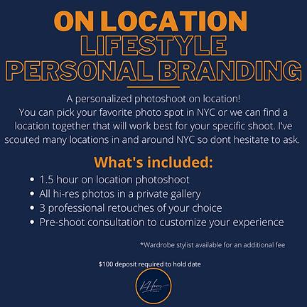 LOCATIONLifestyle Personal Branding Webs