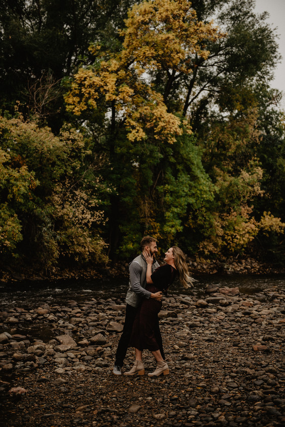 Engagement Photo by the irver