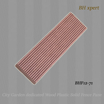 Sun Protection Solid Outdoor Wood Plastic Wallboard In the construction process of outdoor projects, the design requirements of wall...