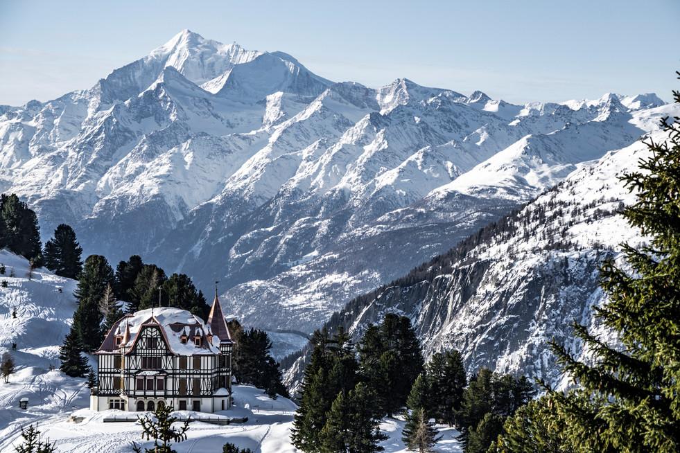Riederalp, Schweiz