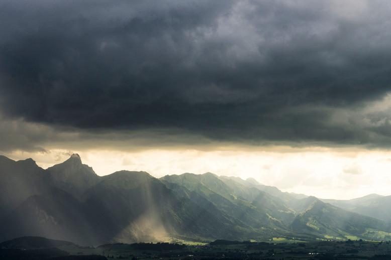 Berner Oberland, Thun, Schweiz