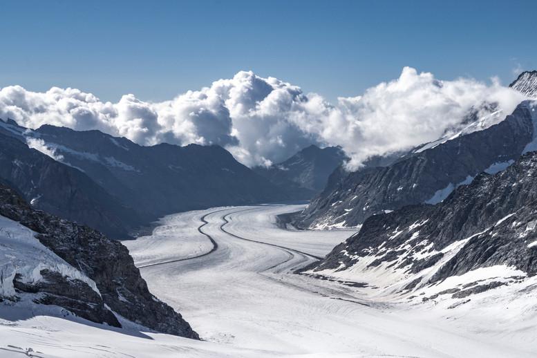 Jungfraujoch, Schweiz