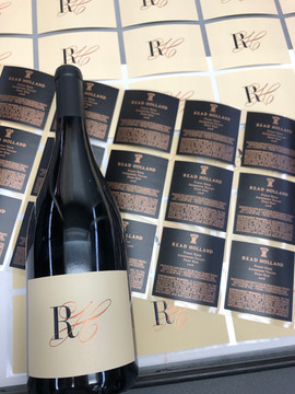 Anderson Valley Pinot Noir Label