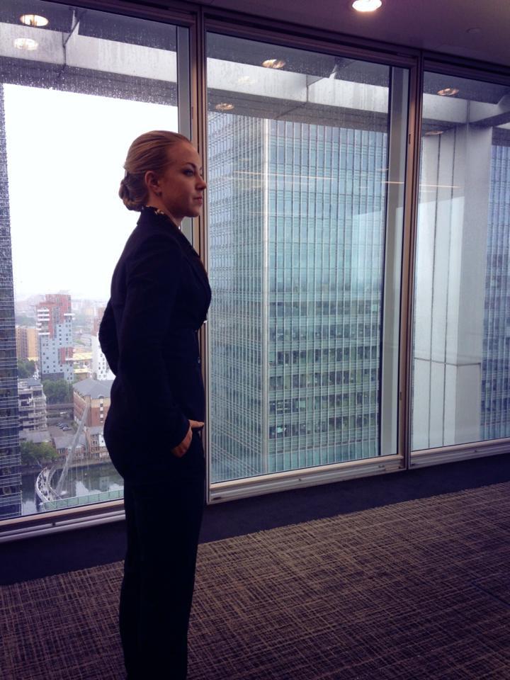 Jag var medlem i London Finance Group och fick tillfället att träffa och intervjua Citi Bank om deras strategi och utveckling sedan finasnkrisen 2008. Citi klarade sig relativt bra tack vare deras stora balansräkning.