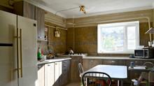 Кухня в нестандартном помещении