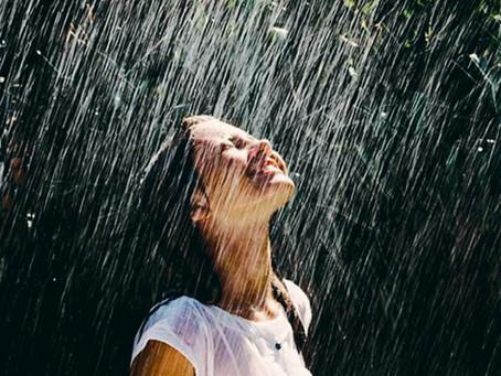 """""""Дочкин дождь""""."""