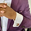 Thumbnail: A118, Men's ILJ Cufflinks