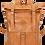 Thumbnail: H127, ILJ Leather Backpack (Two-Tone)