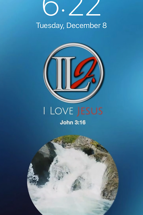 LW103, ILJ Live Wallpaper 3 (IPhone 11 +)