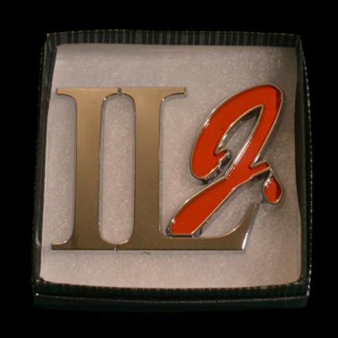 ILJ Car Emblem