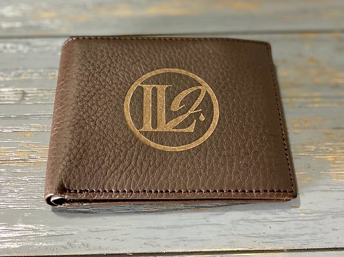 W103, Men's Monogram Leather Wallet