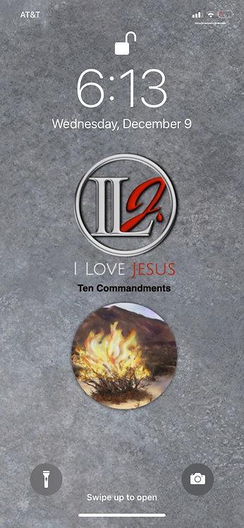 LW100, ILJ Live Wallpaper 7 (IPhone 11 +)