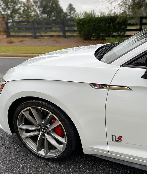 A116, ILJ Car Emblem