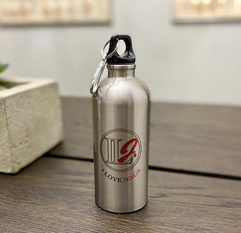 A112, ILJ 20oz Sports Water Bottle (Stainless)