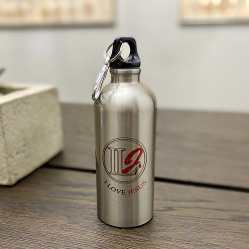 ILJ 20oz Sports Water Bottle (Stainless)