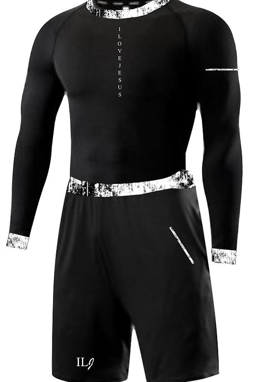 ILJ Signature Athletic (Men) Blk/Wht