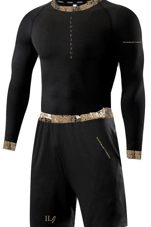 ILJ Signature Athletic (Men) Gold & Black